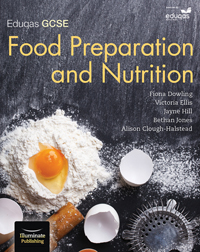 Eduqas GCSE Food Preparation and Nutrition